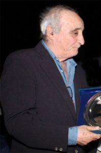 Il giornalista Arnaldo Cambareri