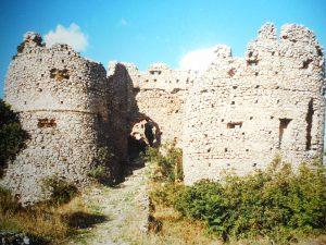 castello normanno Stilo