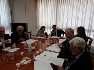 conferenza politiche area dell stretto