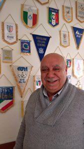 Il presidente del Coni Calabria, Maurizio Condipodero