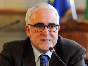 Enzo Ciconte, docente di Storia delle mafie italiane all'Università di Pavia e Roma Tre