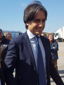 Giuseppe Falcomatà  sindaco della Città Metropolitana di Reggio Calabria