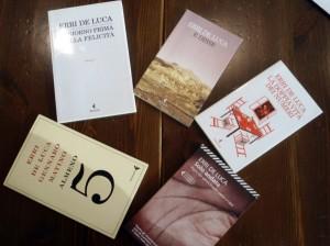 libri di Erri De Luca