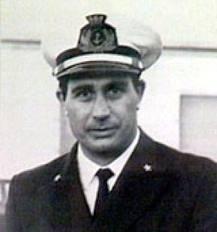Natale De Grazia, comandante della capitaneria di Reggio Calabria