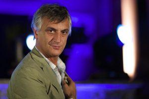"""il direttore artistico della """"Film Commission"""" Calabria, Paride Leporace"""