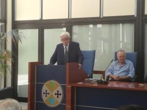 Professor Panuccio