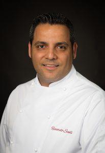 Riccardo Sculli chef del Gambero Rosso di Marina di Gioiosa Jonica