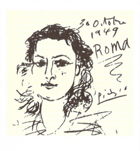 ritratto di Rita Pisano