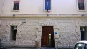 La sede del Tribunale dei minori di Reggio Calabria