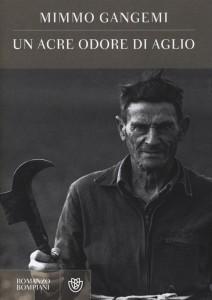 un acre odore di aglio copertina libro