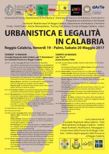 urbanistica legalit locandina